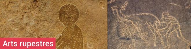 arts rupestres